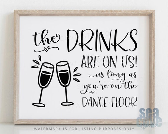 Wedding Open Bar Sign,Wedding bar signs,Instant Download,Open Bar Wedding Sign,Rustic Bar Reception Printable Decorations DIY Drinks Sign