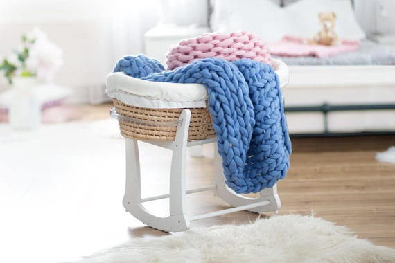 d7ded2484 Warehouse Clearance Sale Ready to ship. Chunky knit blanket.