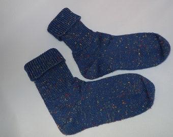 dark blue socks 9,5 - 10,5 US