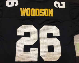 Authentic NFL Rod Woodson Starter Jersey Made in Korea Size M