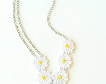 Daisy, Trim, Necklace