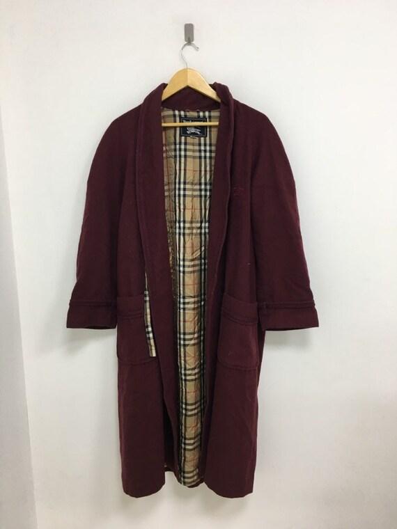 Vintage luxury burberrys pyjamas tartan novacheck