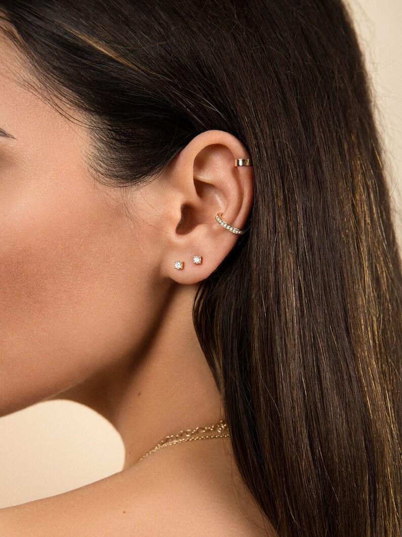 "<Span Data Inner Title="""">Ear Cuff   Gold Ear Cuff   Conch Earring  Cz Ear Cuff   Non Pierced Conch Ear Cuff   Dainty Ear Cuff   Ear Cuff Gold   Huggie Ear Cuff</Span> by Etsy"