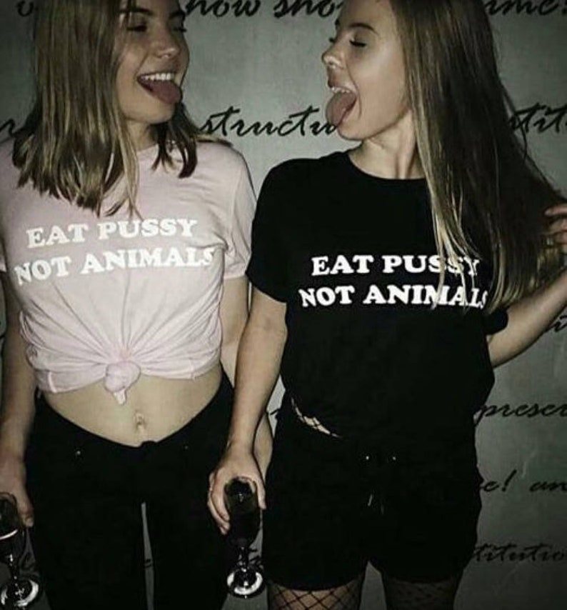 Lesben essen Pussy