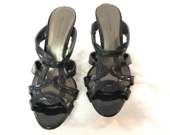 4817c4e42ae1be Black Patent Leather Shoes