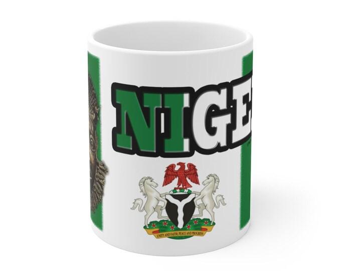 Nigeria Mug 11oz