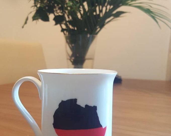 Pan African Kwanzaa mug