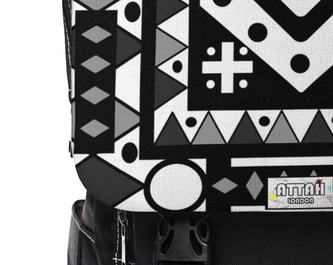 Samakaka Grey Backpack