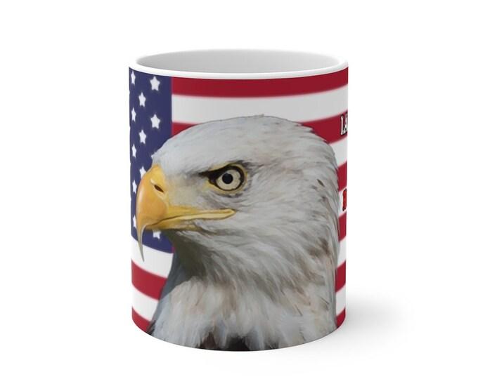 USA Color Changing Mug