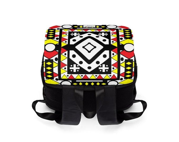 Samakaka Red Backpack