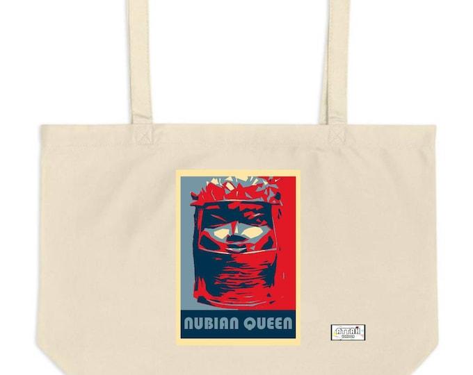 Nubian Queen Tote Bag