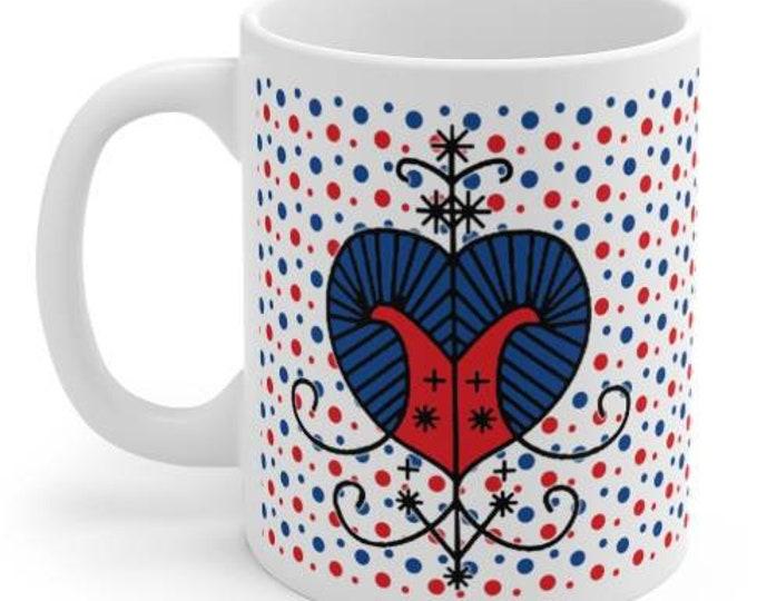 Traditional Erzulie Freda Veve Mug
