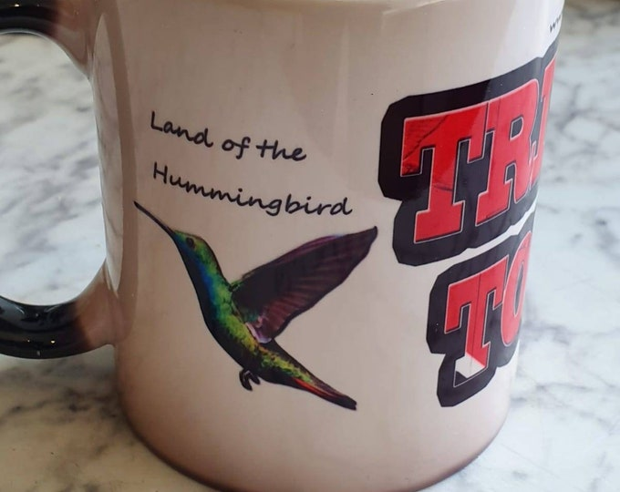 Trinidad and Tobago heat and reveal mug