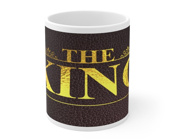 The King Mug 11oz