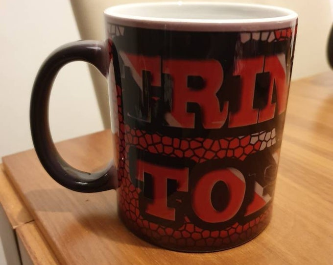 Trinidad and Tobago heat and reveal mug