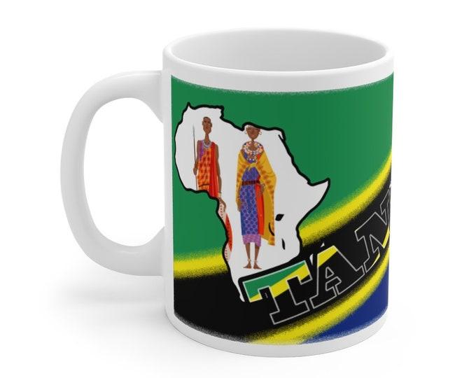 Tanzania Mug 11oz