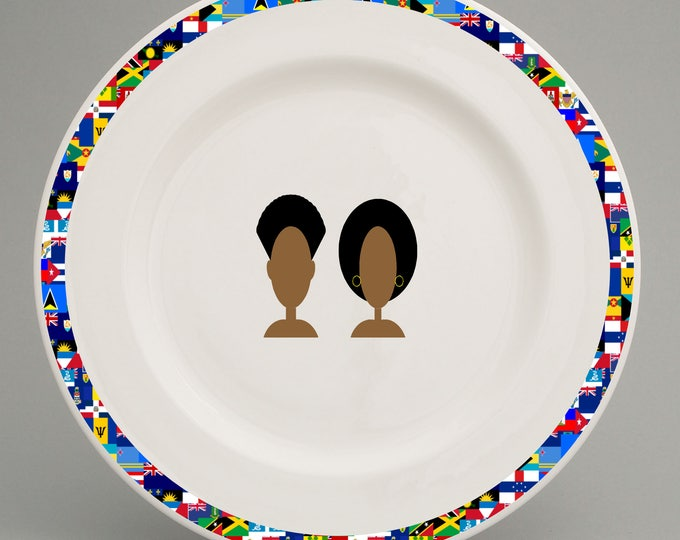 Caribbean range dinner set