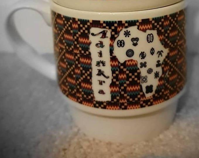 Adinkra mugs