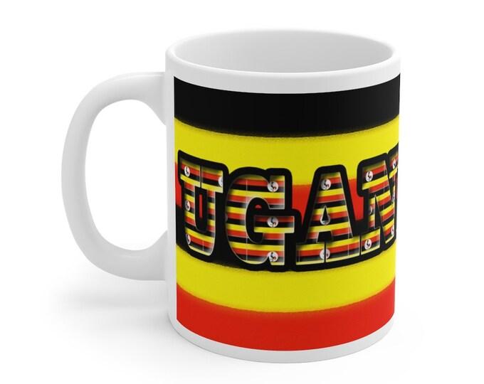Uganda Mug 11oz