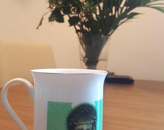 Nigerian mug