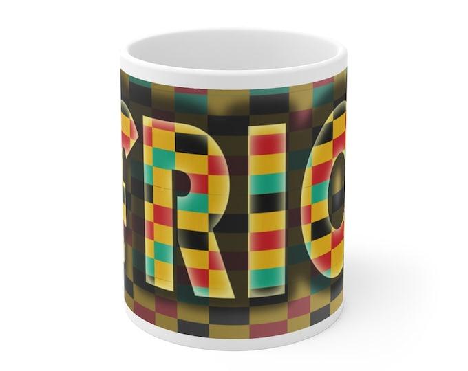 Africa Mug 11oz