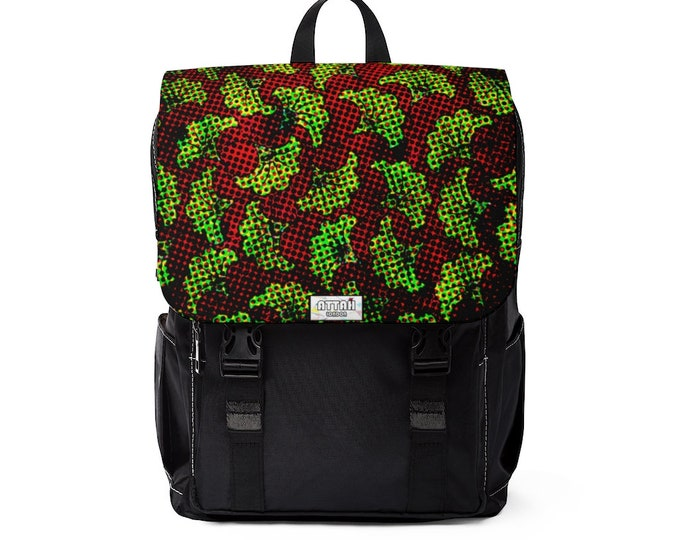 Ankara Dot Backpack