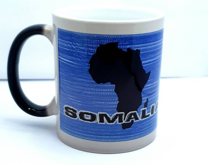 Somalia heat and reveal mug