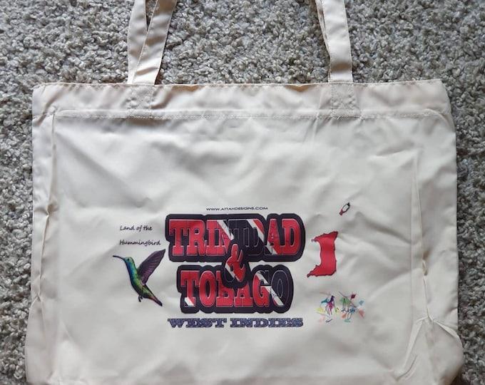 Trinidad Tote Bag