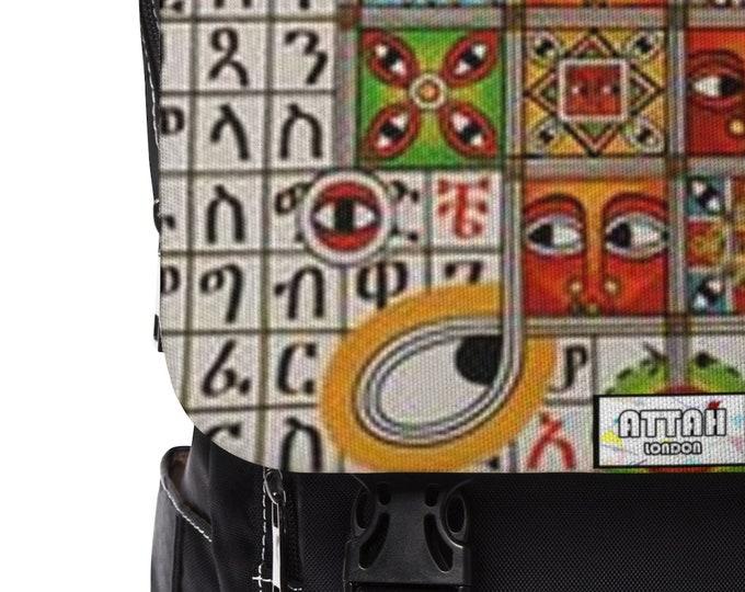 Ethiopian Backpack