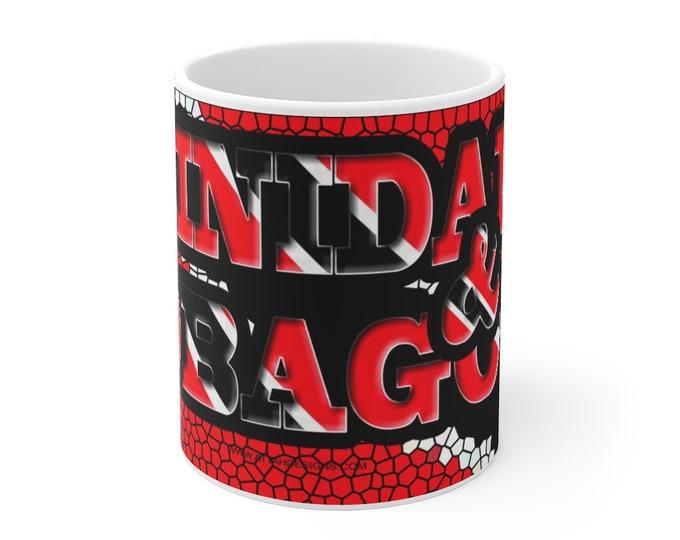 Trinidad & tobago Mug 11oz