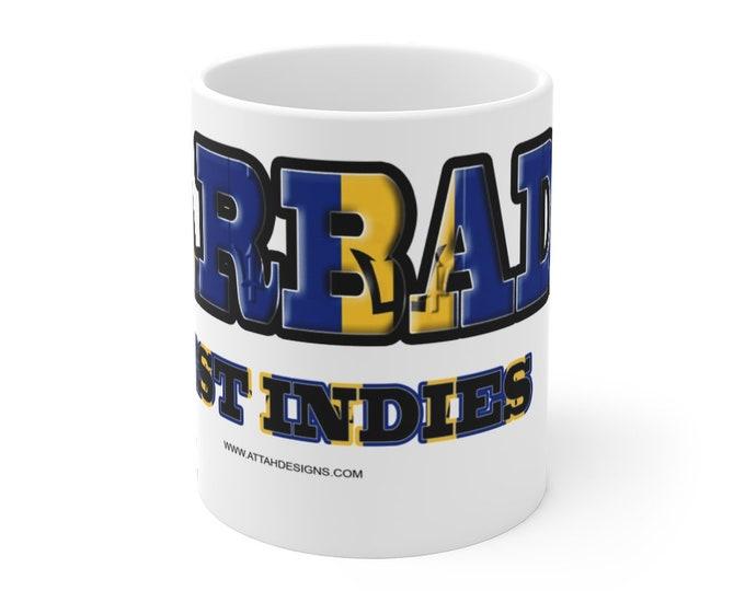 Barbados Mug 11oz