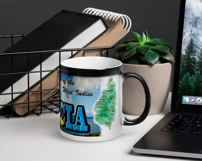 Glossy Magic Mug Worldwide