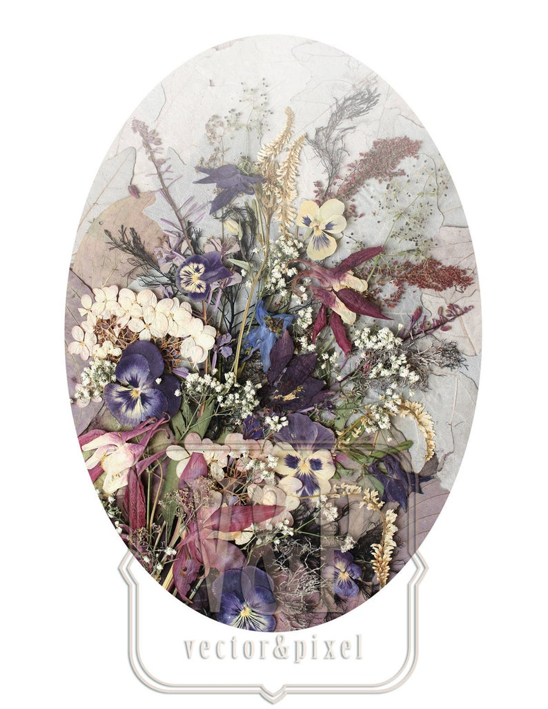 Sensational Colorful Flowers Bouquet Print Digital Wall Art Green Plants Poster Floral Print Botanical Art Nature Herbarium Pink Printable Composition Caraccident5 Cool Chair Designs And Ideas Caraccident5Info