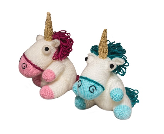 Knitting Pattern Baby Unicorn Despicable Me Etsy