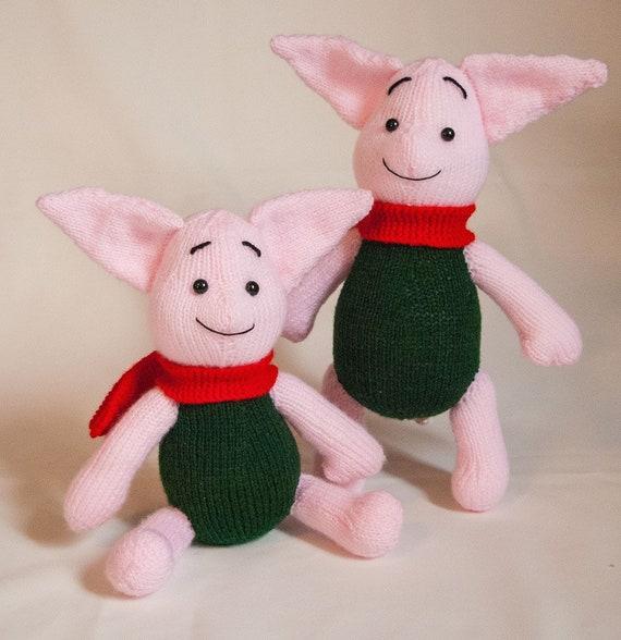 Knitting Pattern Bongo cat meme knitted toy doll