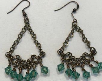 Swing from the Chandelier Earrings