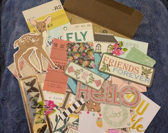 26-Piece Variety Ephemera Pack