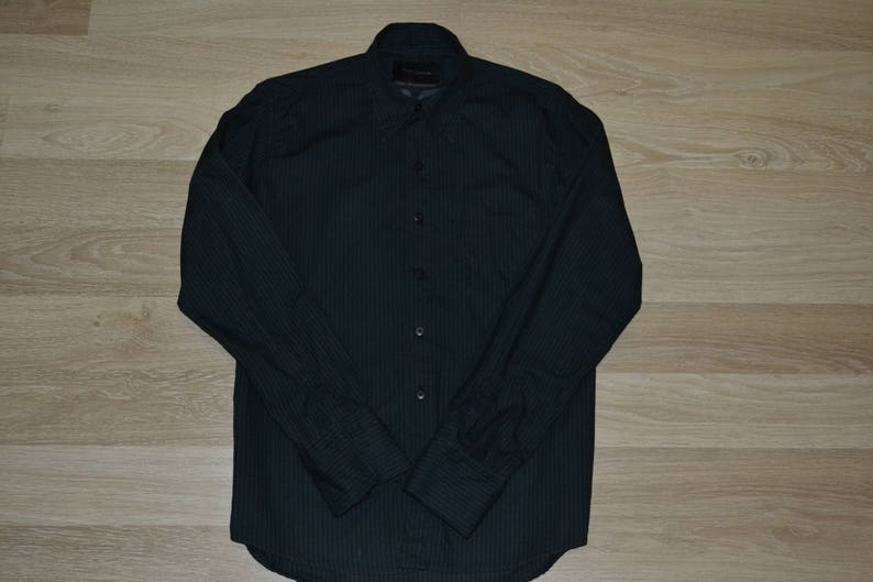f3bc56f28 SALE Men Dress Shirt Pepe Jeans London | Etsy