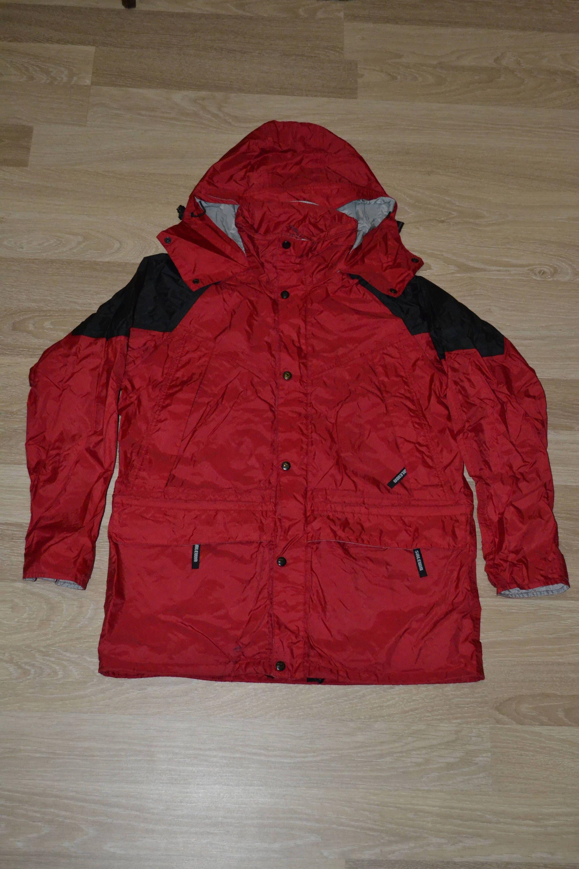 promo code 074d6 e3e1e SALE!!! Vintage Salewa Touristic Jacket Mountain Red Rain old School Retro  Style Fashion