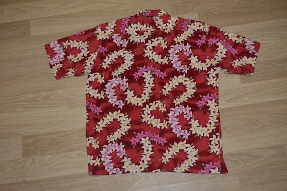 Rod Vintage hawaïenne Tiki Hot Homme VENTE taille Chemise XL F40xw 5367232b4ed