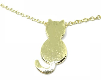 Cat Necklace, Cat Lover Gift, Kitty Necklace, Gift for Her, Cat Lovers, Cat Jewelry, Kitty Cat Gift, Kitty Lover Gift