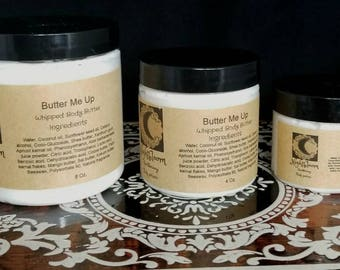 Butter Me Up Natural Whipped Body Butter