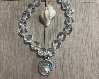 Mermaid scale bracelet