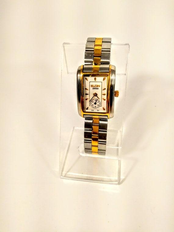 Elgin Swiss watch