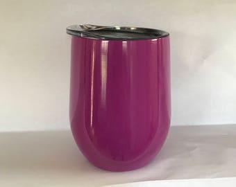 Purple Berry 9oz Tumbler