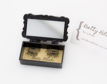 Customizable Magnetic Eyelash Case with Best Magnetic lashes