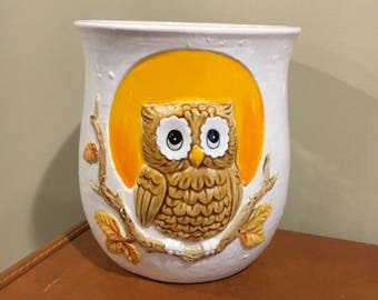 Sears, Roebuck and Co Owl Jar