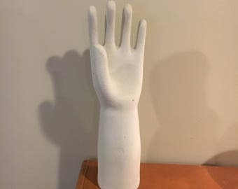 Vintage glove mold