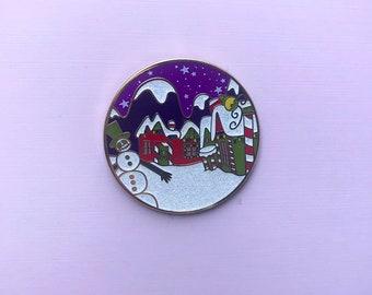 a953d7847a08d Nightmare Before Christmas Holiday Pin Jack Skellington Disney Fantasy Pin