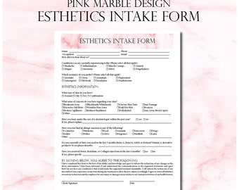 Esthetician business cards etsy esthetician business planner esthetics clinet intake form facials esthetician forms waiver form and consultation form aftercare card colourmoves